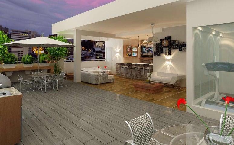 Apartamento Santo Domingo>Distrito Nacional>Renacimiento - Venta:244.000 Dolares - codigo: 18-48