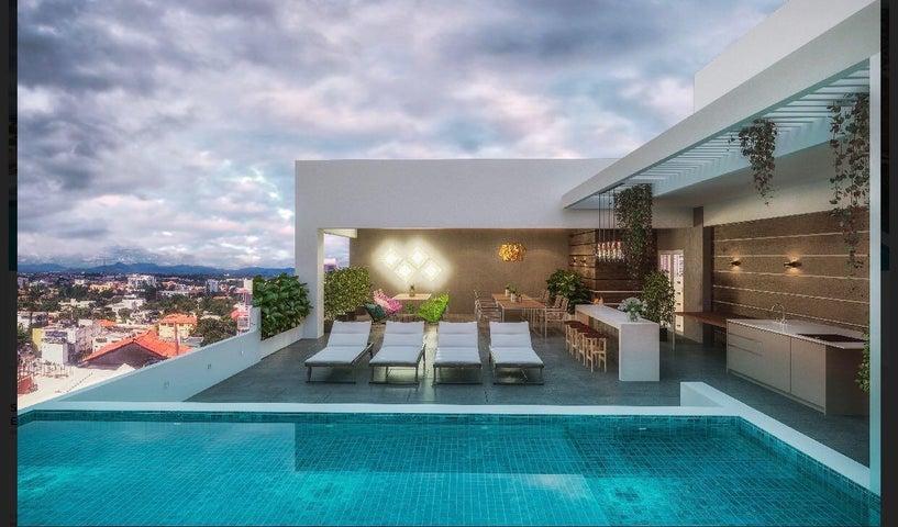 Apartamento Santo Domingo>Distrito Nacional>Evaristo Morales - Venta:219.740 Dolares - codigo: 18-68