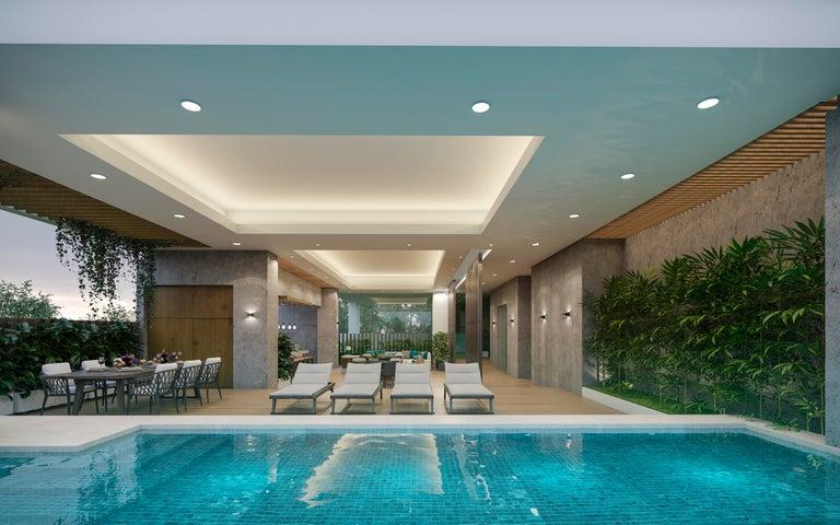 Apartamento Santo Domingo>Distrito Nacional>Paraiso - Venta:324.135 Dolares - codigo: 18-71