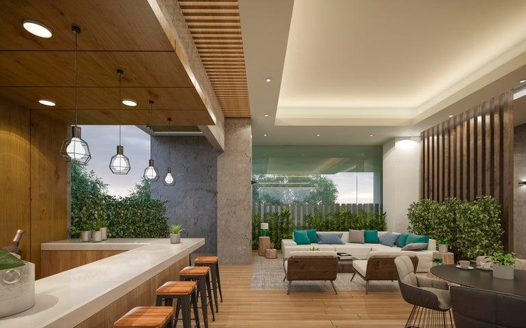 Apartamento Santo Domingo>Distrito Nacional>Paraiso - Venta:240.250 Dolares - codigo: 18-72