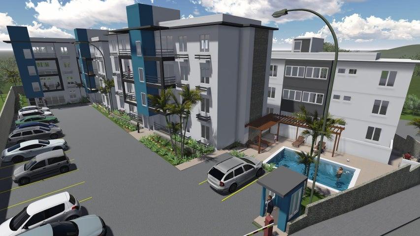 Apartamento Santo Domingo>Santo Domingo Norte>Cd Modelo Mirador Norte - Venta:2.396.280 Pesos - codigo: 18-165