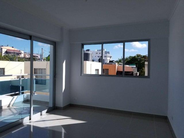 Apartamento Distrito Nacional>Santo Domingo>El Millon - Venta:166.000 Dolares - codigo: 18-299