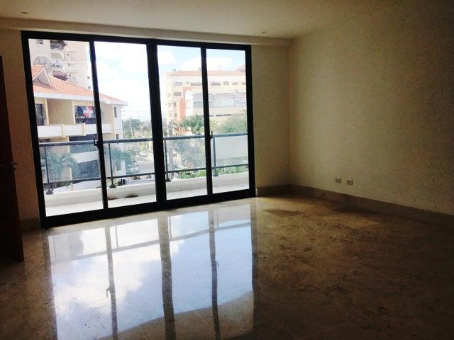 Apartamento Distrito Nacional>Santo Domingo Dtto Nacional>Paraiso - Venta:315.000 Dolares - codigo: 18-305