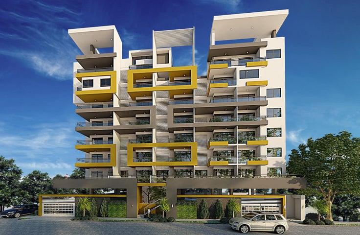 Apartamento Distrito Nacional>Santo Domingo>Gazcue - Venta:190.000 Pesos - codigo: 18-421