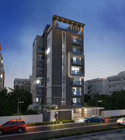 Apartamento Santo Domingo>Distrito Nacional>La Esperilla - Venta:218.500 Dolares - codigo: 18-448