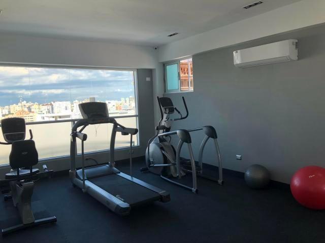 Apartamento Santo Domingo>Distrito Nacional>Piantini - Alquiler:1.200 Dolares - codigo: 18-465