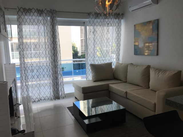 Apartamento Santo Domingo>Distrito Nacional>Serralles - Alquiler:2.007 Dolares - codigo: 18-488
