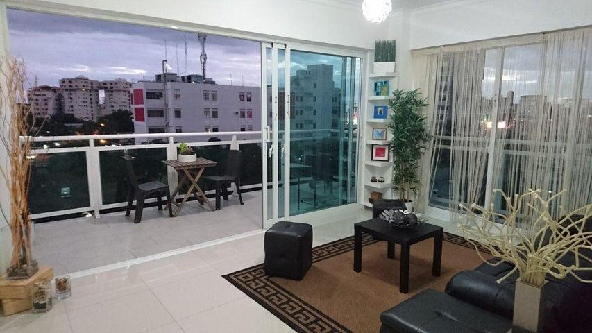 Apartamento Santo Domingo>Santo Domingo Dtto Nacional>Naco - Venta:170.000 Dolares - codigo: 18-517