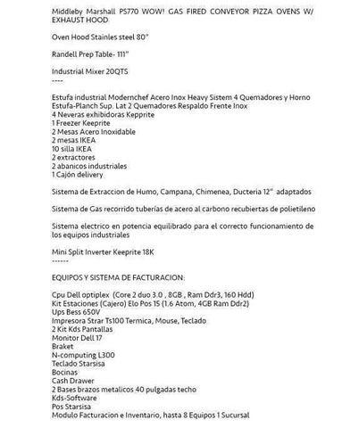 Local Comercial Distrito Nacional>Santo Domingo Dtto Nacional>Esperilla - Venta:70.000 Dolares - codigo: 18-525