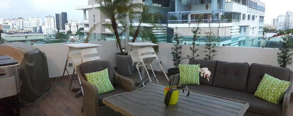 Apartamento Santo Domingo>Santo Domingo Dtto Nacional>Piantini - Venta:480.000 Dolares - codigo: 18-557
