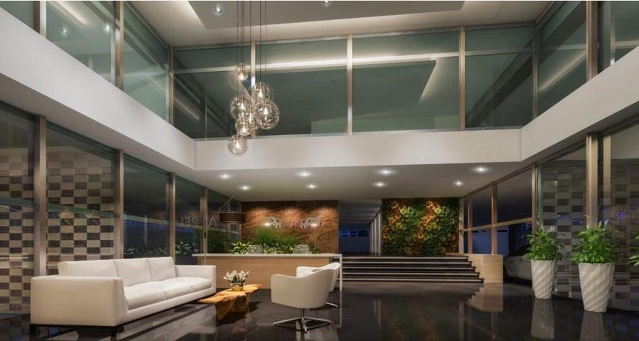 Apartamento Distrito Nacional>Distrito Nacional>Piantini - Venta:380.000 Dolares - codigo: 18-575