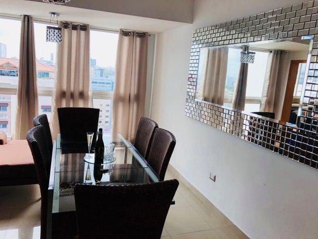 Apartamento Distrito Nacional>Santo Domingo Dtto Nacional>Bella Vista - Alquiler:2.000 Dolares - codigo: 18-585