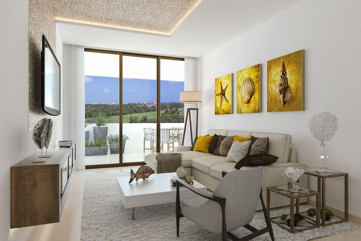 Apartamento La Altagracia>Punta Cana>Bavaro - Venta:232.200 Dolares - codigo: 18-661