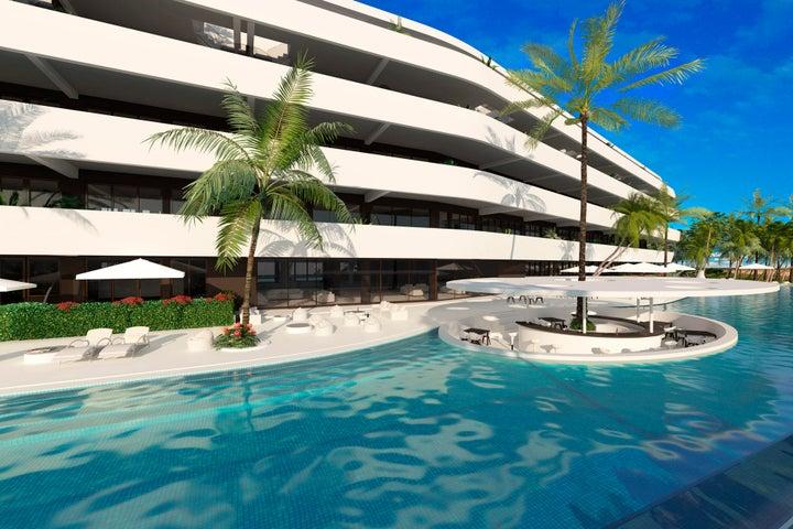 Apartamento La Altagracia>Punta Cana>Bavaro - Venta:236.000 Dolares - codigo: 18-664