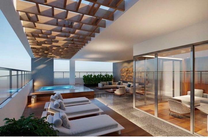 Apartamento Distrito Nacional>Santo Domingo Dtto Nacional>Bella Vista - Venta:470.591 Dolares - codigo: 18-683