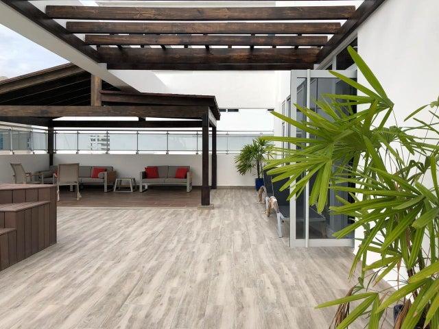 Apartamento Santo Domingo>Distrito Nacional>Naco - Alquiler:1.300 Dolares - codigo: 18-685
