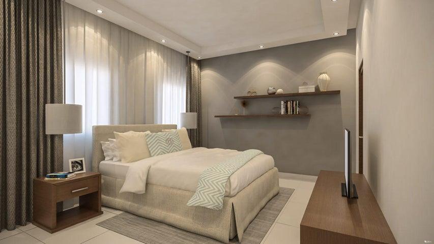 Apartamento Distrito Nacional>Santo Domingo Dtto Nacional>Los Cacicazgos - Venta:195.000 Dolares - codigo: 18-714