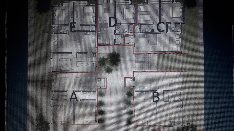 Apartamento La Altagracia>Santo Domingo Dtto Nacional>Bavaro - Venta:36.300 Dolares - codigo: 18-729