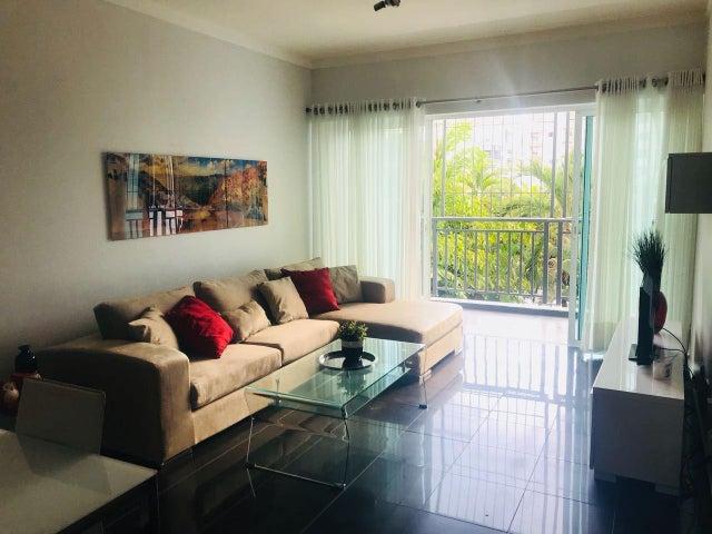 Apartamento Distrito Nacional>Santo Domingo Dtto Nacional>Piantini - Alquiler:1.150 Dolares - codigo: 18-787