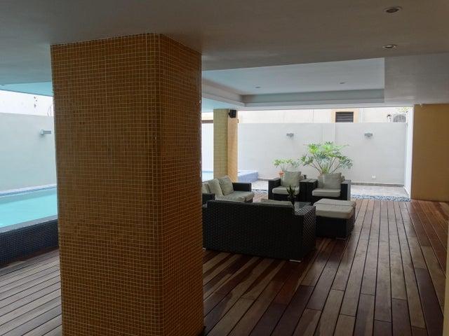Apartamento Santo Domingo>Distrito Nacional>Piantini - Alquiler:2.800 Dolares - codigo: 18-806