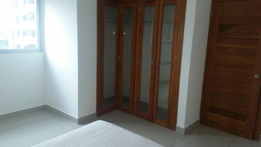 Apartamento Santo Domingo>Santo Domingo Dtto Nacional>Evaristo Morales - Alquiler:700 Dolares - codigo: 18-824