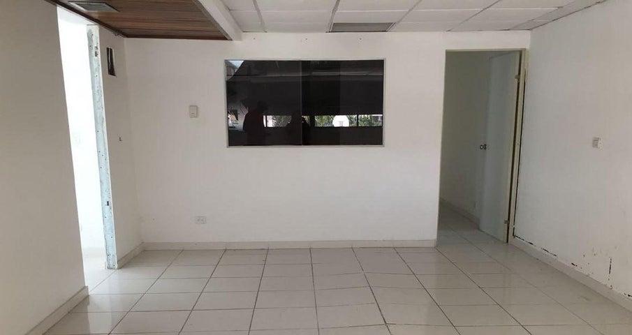 Oficina Santo Domingo>Distrito Nacional>Evaristo Morales - Alquiler:1.122 Dolares - codigo: 18-856