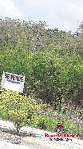 Terreno La Altagracia>Seleccione>Bavaro - Venta:1.000.000 Dolares - codigo: 18-878