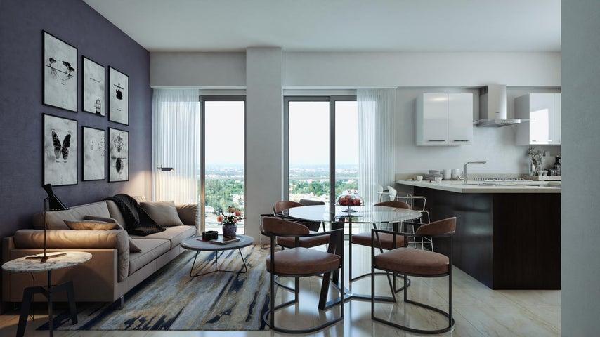Apartamento Santo Domingo>Distrito Nacional>La Julia - Venta:172.000 Dolares - codigo: 18-880