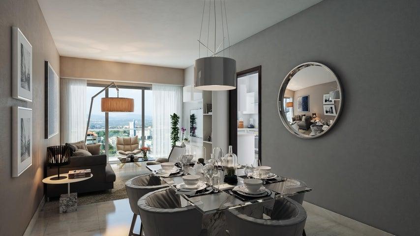 Apartamento Distrito Nacional>Santo Domingo Dtto Nacional>La Julia - Venta:133.000 Dolares - codigo: 18-883