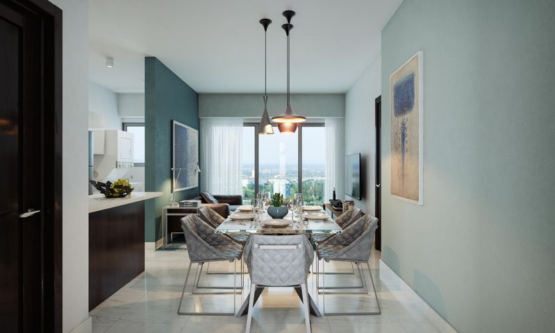 Apartamento Santo Domingo>Distrito Nacional>Bella Vista - Venta:87.250 Dolares - codigo: 18-885