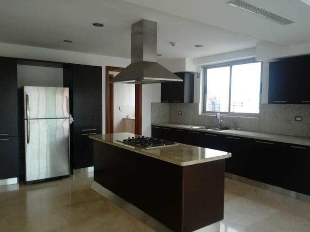 Apartamento Santo Domingo>Distrito Nacional>Piantini - Alquiler:2.500 Dolares - codigo: 18-919
