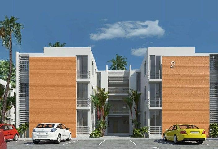 Apartamento La Altagracia>Punta Cana>Veron-Punta Cana - Venta:51.300 Dolares - codigo: 18-730