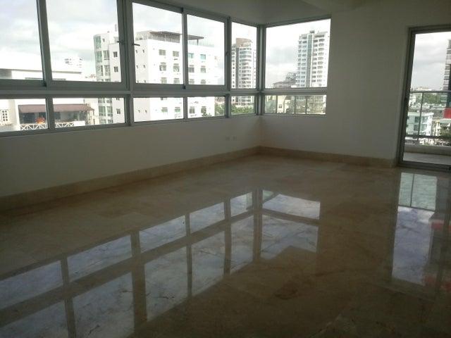 Apartamento Distrito Nacional>Distrito Nacional>Mirador Sur - Alquiler:2.300 Dolares - codigo: 18-937