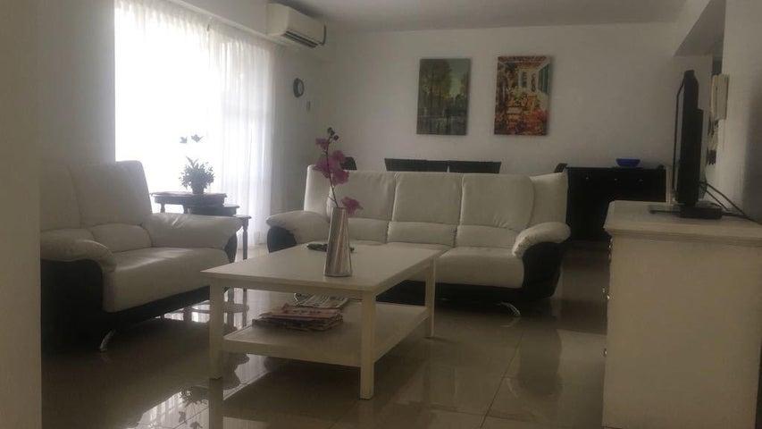 Apartamento Distrito Nacional>Santo Domingo Dtto Nacional>Esperilla - Alquiler:1.400 Dolares - codigo: 18-996