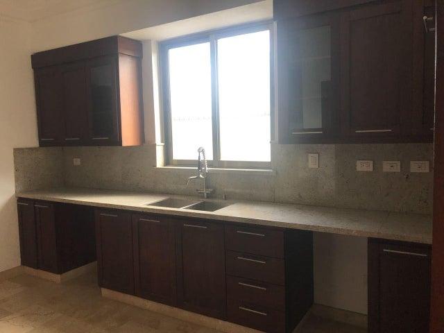 Apartamento Santo Domingo>Distrito Nacional>Paraiso - Alquiler:2.900 Dolares - codigo: 18-1016