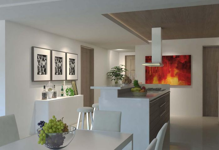 Apartamento La Altagracia>Punta Cana>Punta Cana - Venta:199.180 Dolares - codigo: 18-388