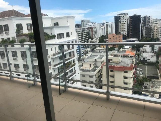 Apartamento Santo Domingo>Distrito Nacional>Paraiso - Venta:365.000 Dolares - codigo: 18-1040