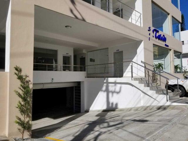 Local Comercial Santo Domingo>Distrito Nacional>Naco - Alquiler:801 Dolares - codigo: 18-506