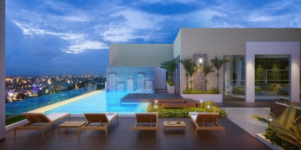 Apartamento Santo Domingo>Distrito Nacional>Piantini - Venta:256.000 Dolares - codigo: 18-1192