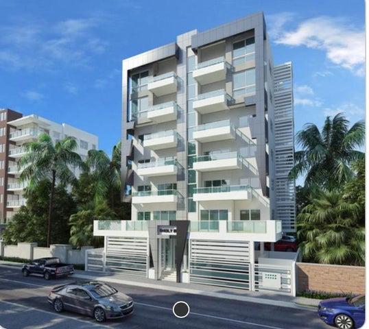 Apartamento Santo Domingo>Distrito Nacional>Los Cacicazgos - Venta:126.000 Dolares - codigo: 18-1196