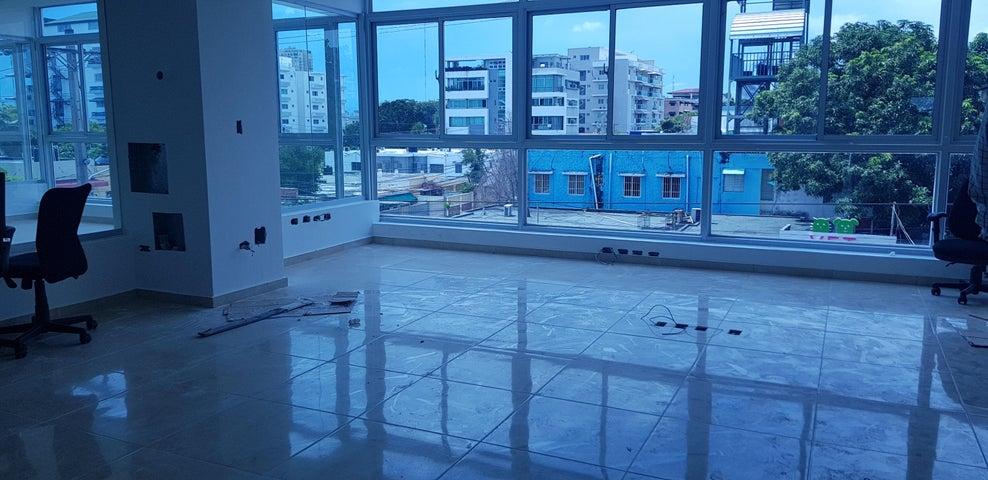 Oficina Santo Domingo>Distrito Nacional>Gazcue - Alquiler:5.364 Dolares - codigo: 18-1210