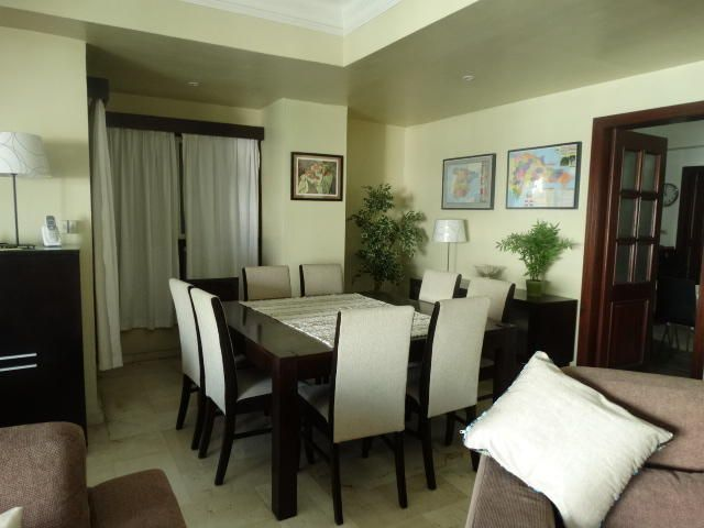 Apartamento Santo Domingo>Distrito Nacional>Piantini - Alquiler:1.400 Dolares - codigo: 18-1213