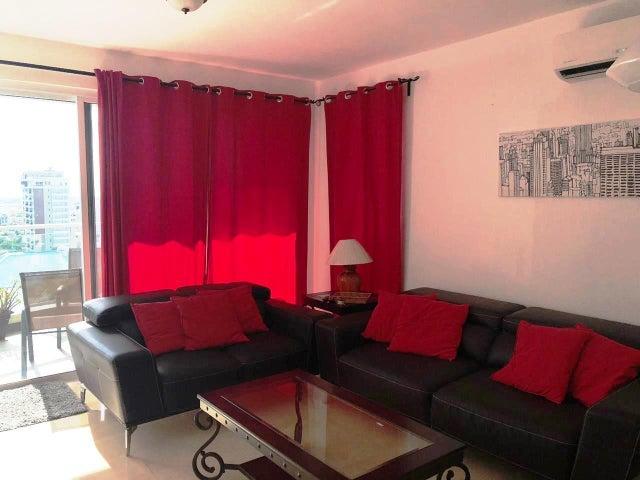Apartamento Santo Domingo>Distrito Nacional>Piantini - Alquiler:1.650 Dolares - codigo: 18-1238