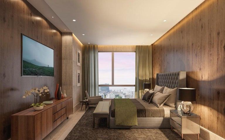 Apartamento Santo Domingo>Distrito Nacional>Paraiso - Venta:354.372 Dolares - codigo: 18-1293