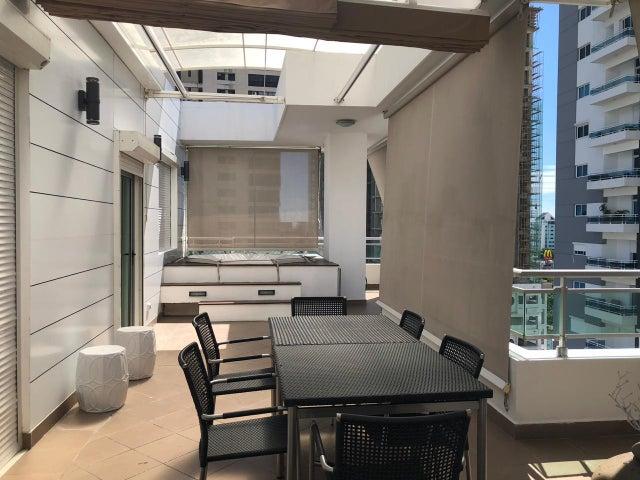 Apartamento Santo Domingo>Distrito Nacional>La Julia - Alquiler:3.500 Dolares - codigo: 18-1302