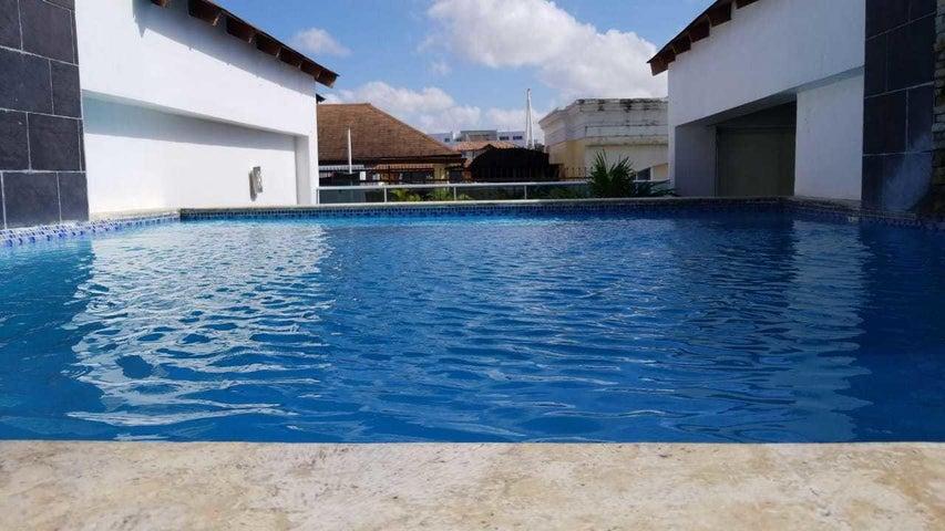 Apartamento Santo Domingo>Distrito Nacional>Bella Vista - Venta:186.375 Dolares - codigo: 18-1315