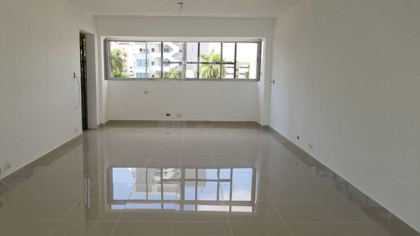 Oficina Santo Domingo>Distrito Nacional>Evaristo Morales - Alquiler:1.184 Dolares - codigo: 18-858