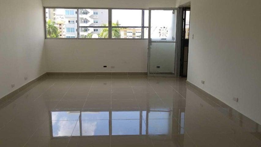 Oficina Santo Domingo>Distrito Nacional>Evaristo Morales - Alquiler:1.119 Dolares - codigo: 18-859