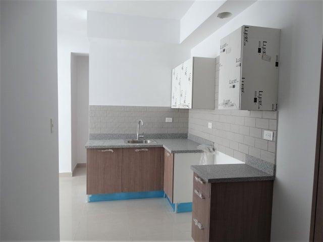 Apartamento Santo Domingo>Distrito Nacional>Evaristo Morales - Venta:85.000 Dolares - codigo: 18-1376