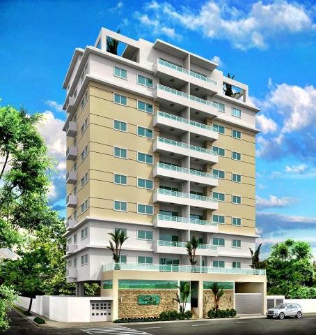 Apartamento Santo Domingo>Distrito Nacional>Evaristo Morales - Venta:183.750 Dolares - codigo: 18-1403